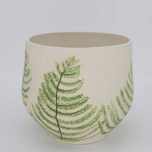 Fern bowl, large