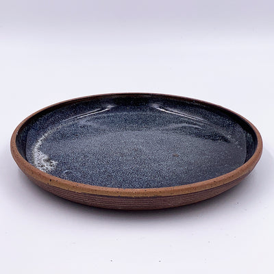 Made to Order, Raw Set, Salad Plate silt & obsidian