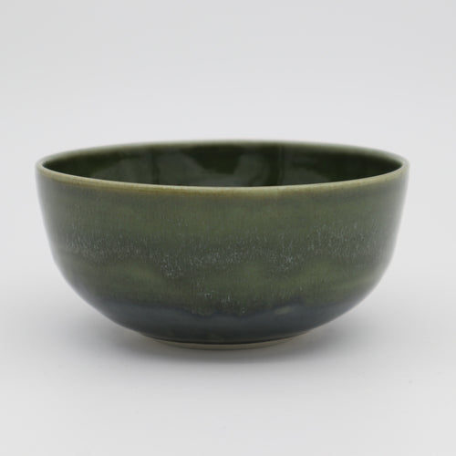 Bowl, small, green