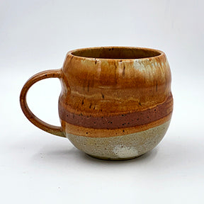 One of a kind, 18 oz Mug, Badlands & Quartz