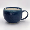 One of a kind, 18 oz Mug, Round Blue & White