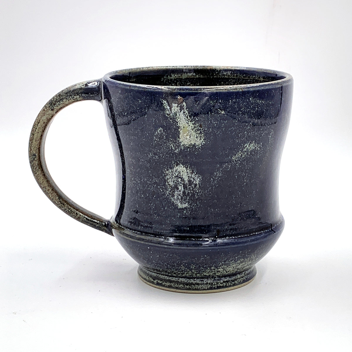 One of a kind, 16 oz Lichen over Violet