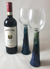 Drunken Wine Glass (set of 2) #2