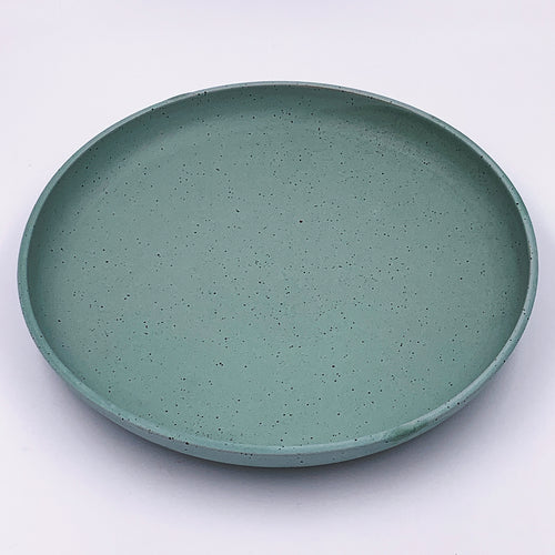 Serving Plate Emerald Grotto