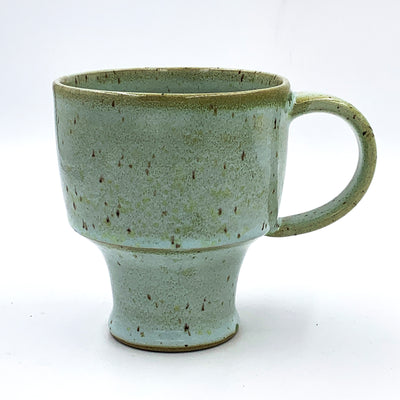 One of a kind, 14 oz Frosty Moss Mug