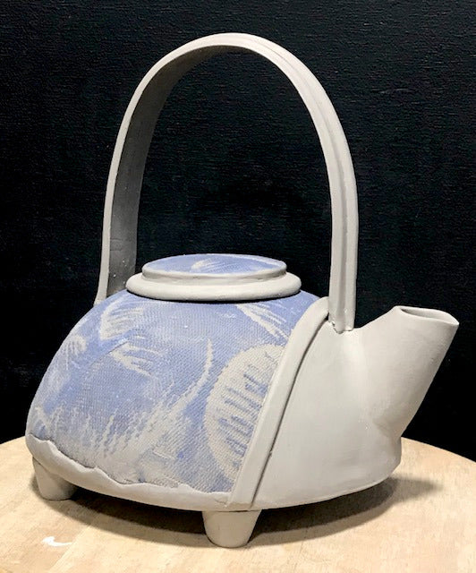 Teapot Workshop with Emily Dore, May 9th, 2020,  from 2:00pm – 5:00pm