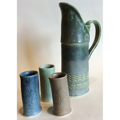 Pitchers, Vases and Utensil Holders Workshop April 18th,  from 2:00pm – 5:00pm
