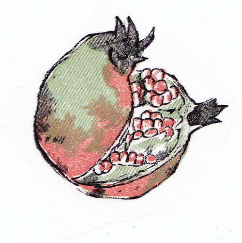 Single Pomegranate -3 Colours (JPT-010A)