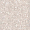 Paisley Pattern- White Relief (JPT-018)