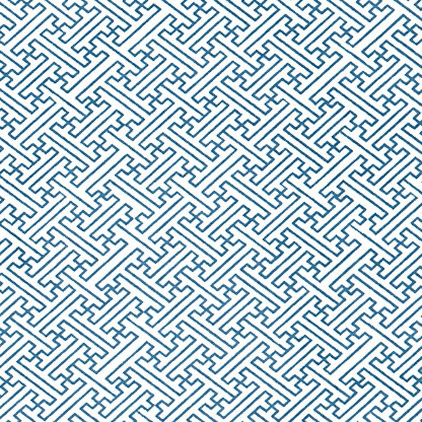 Labyrinth Pattern BLUE (JPT-040A)
