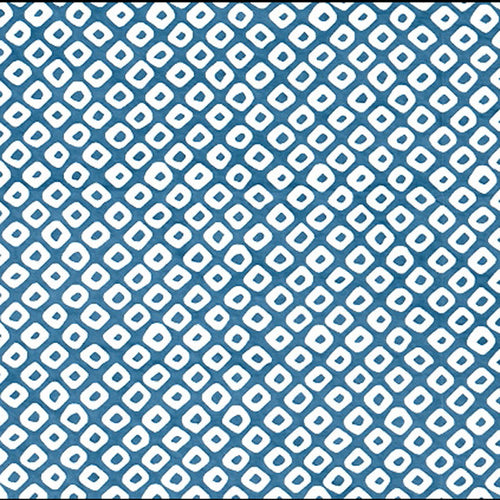 Blue Squares and Dots (JPT-041)