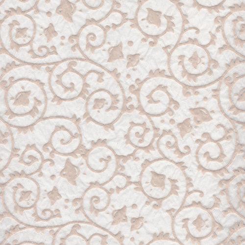 Small Birds Pattern - White Relief (JPT-067)
