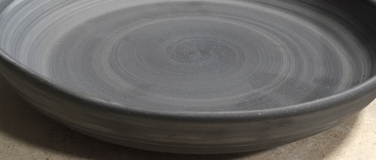 Large Rustic Plate