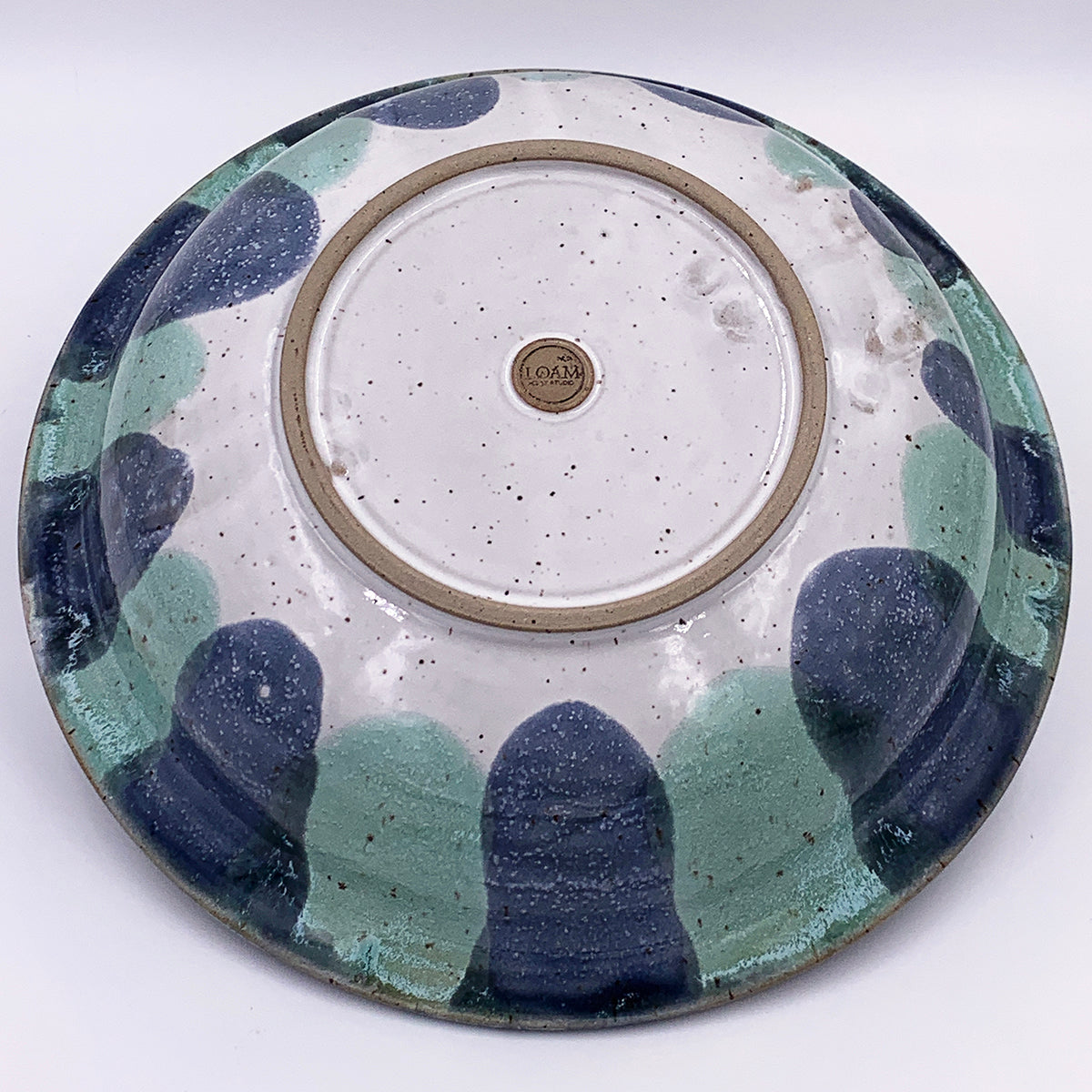 Large Petal Patterned Bowl