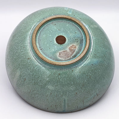 Large Mint Green Bowl