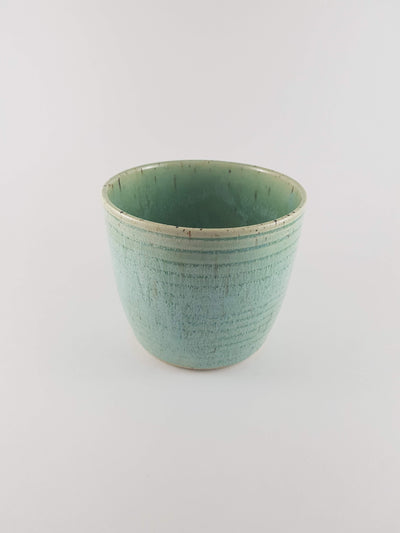Planter-Speckled Clay