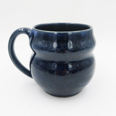 One of a kind, 16 oz Violet and Slate mug