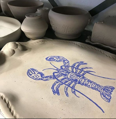Introduction to Screen Printing for Ceramics , February 23rd, 2020 from 2pm - 5pm