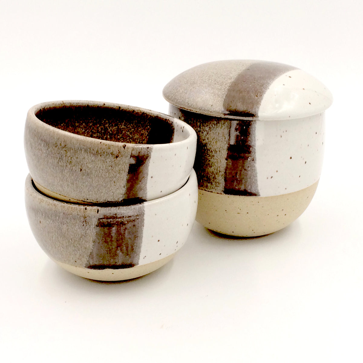 Bowls and Tea Box