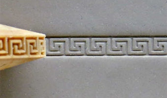 Greek Key Squares (FR-11)