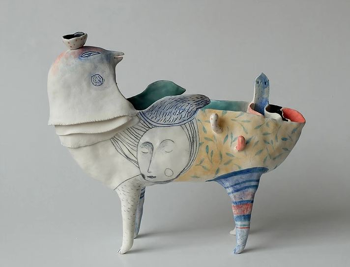 Clay Stories with Maria Moldovan, January 12th & 26th, 2020 from 10am - 4pm