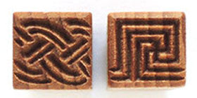 Braid and Square Stamp (SSS-16)