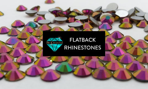 Be Createful Flatback Rhinestone Are The Highest Quality And Will Provide Your Project With Beautiful High End Sparkle!
