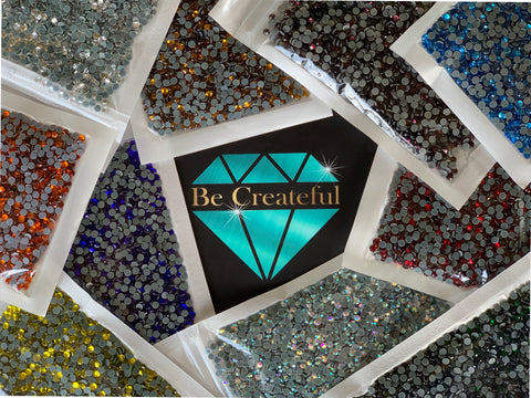 Be Createful Rhinestone Starter Kits Comes With Everything You Need To Get Started Making Beautiful Designs