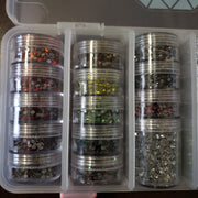LUXE Hotfix Rhinestone Sample Color Starter Kit