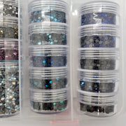 DMC Hotfix Sample Color Starter Kit - Be Createful, Beautiful Rhinestones at wholesale prices.