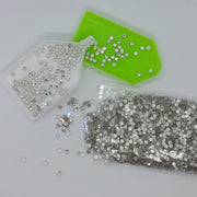 Rhinestone Shaker Trays-Set of 5