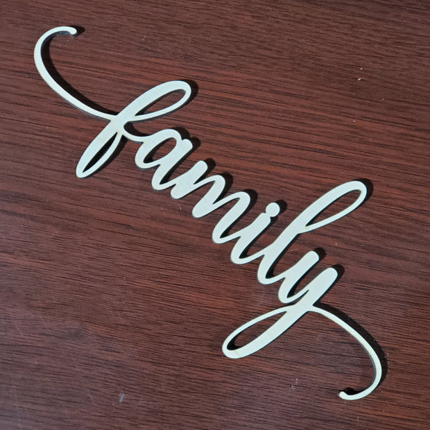 Decorative Word Art