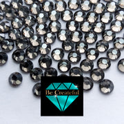 DMC Black Diamond Glass Hotfix Rhinestones - Be Createful, Beautiful Rhinestones at wholesale prices.