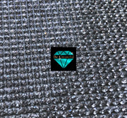 Adhesive Crystal Glass Rhinestone Sheets