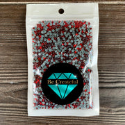 Korean Hotfix Rhinestone Color Sample Kit