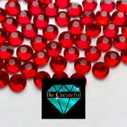 DMC Siam Glass Hotfix Rhinestones - Be Createful, Beautiful Rhinestones at wholesale prices.