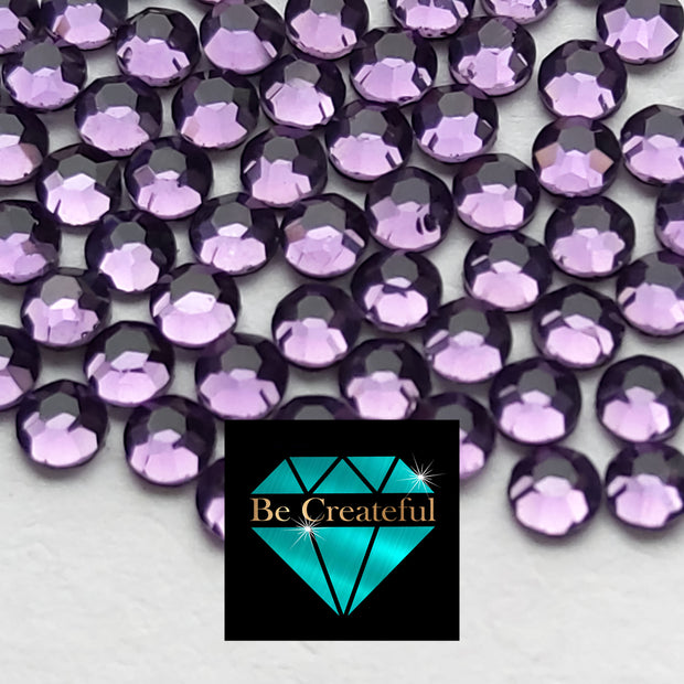 Korean Tanzanite Hotfix Rhinestones - Be Createful, Beautiful Rhinestones at wholesale prices.