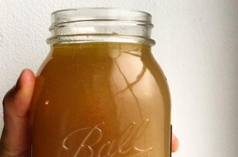 Bison Bone Broth - 16 oz.