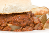 Bison Sloppy Joe