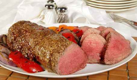 Whole Bison Tenderloin