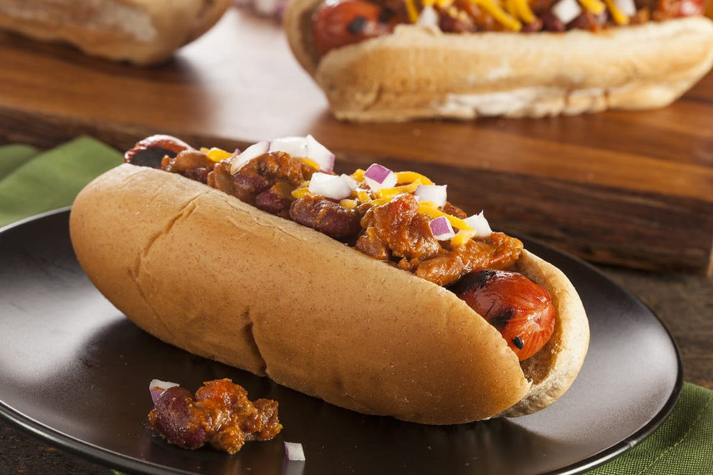 Bison Hot Dogs - Cheese