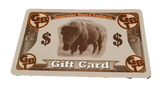 Gunpowder Gift Card