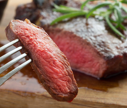 Bison Flat Iron Steak
