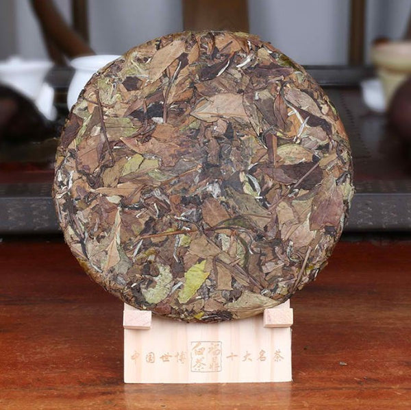 Fu Dian Compressed White Tea Cake