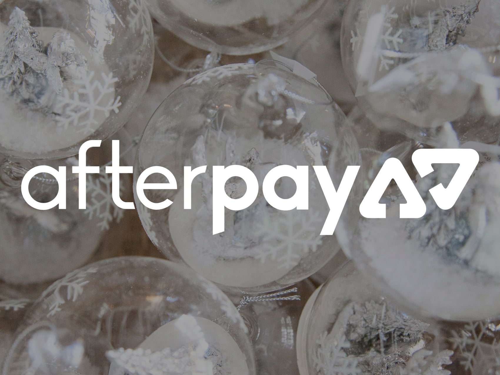 Shop on Your Terms with Afterpay
