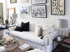 How to refresh your living room on a budget