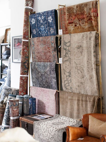 Buy rugs online or in store at Tara Dennis