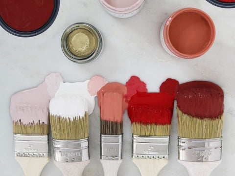How to upcycle furniture with Jolie Paint