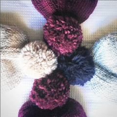 Knitting, Pom Pom & Tassel Workshop