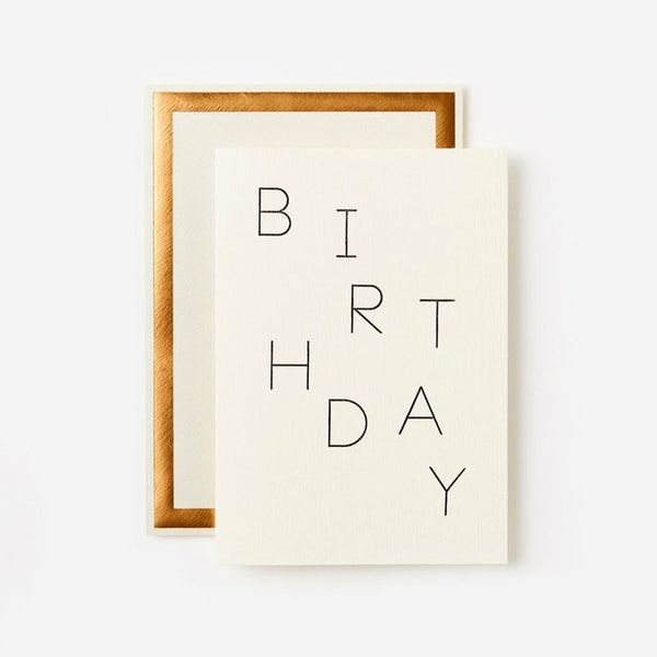 Birthday Random Card